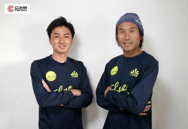 大豆戸FC 松尾泰介氏 末本亮太氏