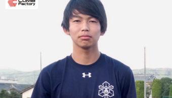茨城県立太田第一高等学校ラグビー部 㑹澤 一登キャプテン