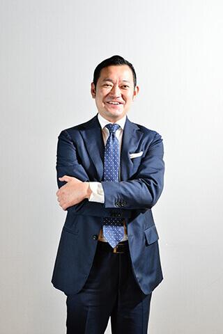 代表 ファウンダー 馬渕浩幸