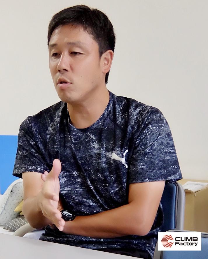 駿台学園高等学校サッカー部サッカー部監督・大森 一仁氏