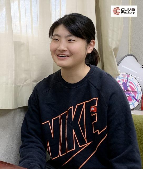 共栄大学女子バスケットボール部_便志保キャプテン_インタビュー