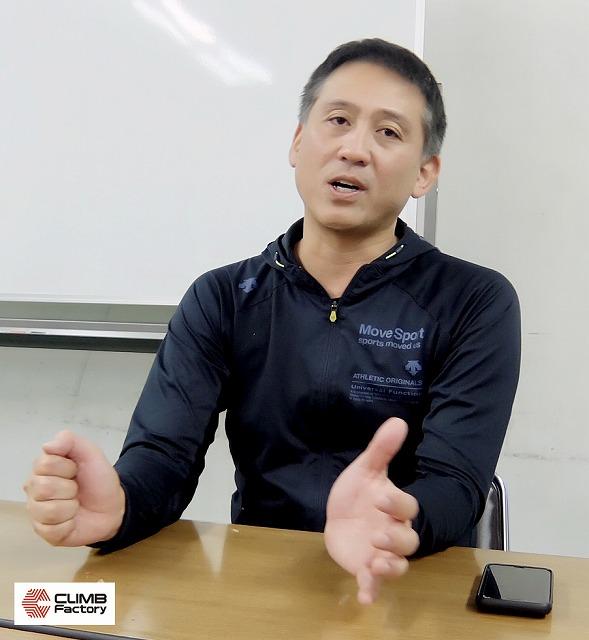 大阪産業大学-男子バレーボール部-監督澤井亨氏インタビュー